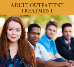 Adult Outpatient Treatment